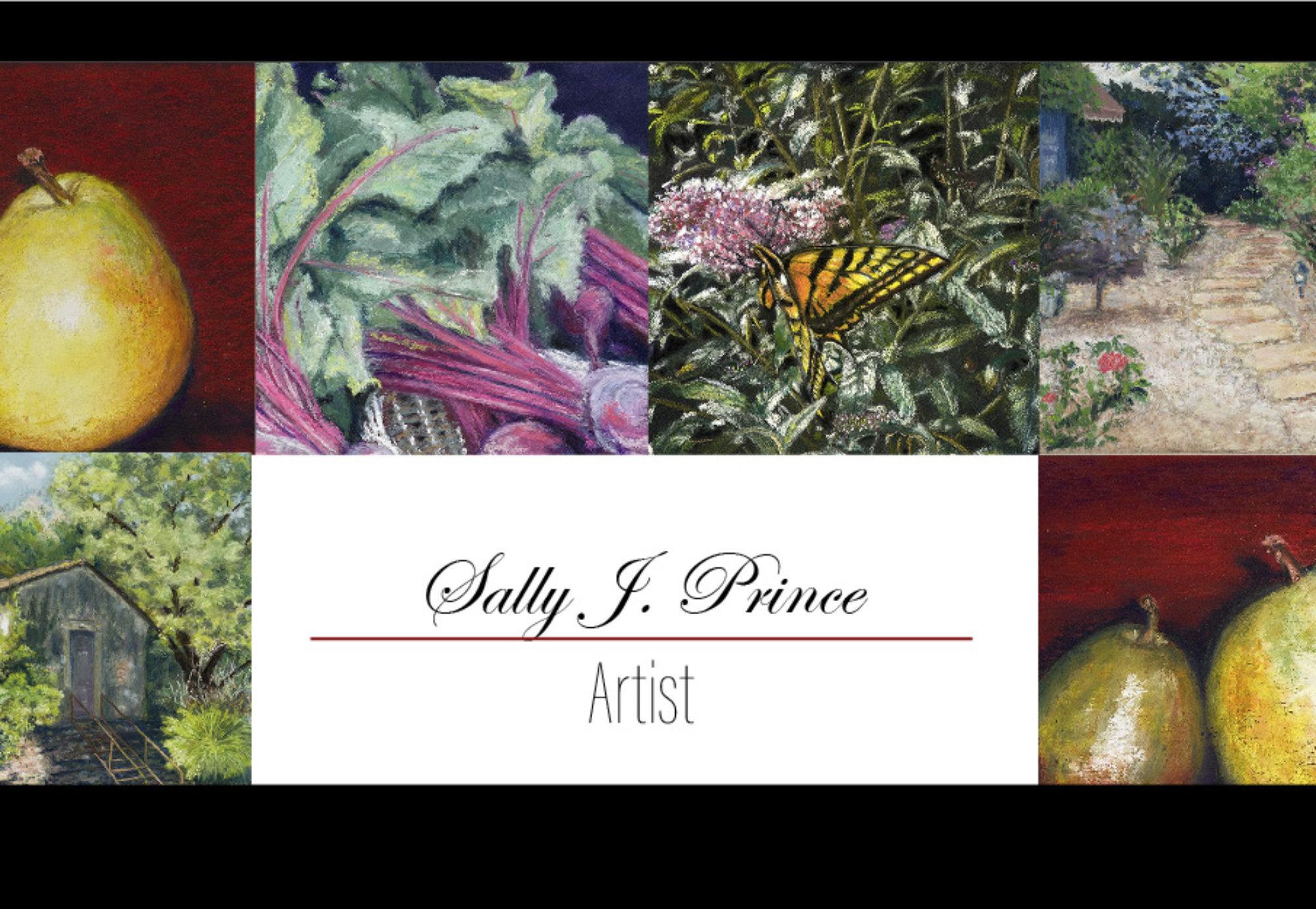Sally J Prince